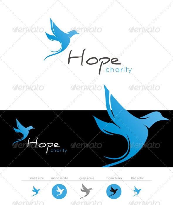 Hope - Charity / Church Logo - Symbols Logo Templates