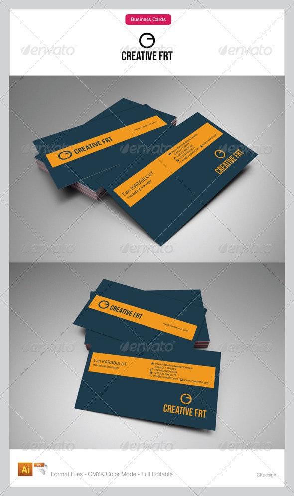 Corporate Business Cards 46 - Corporate Business Cards
