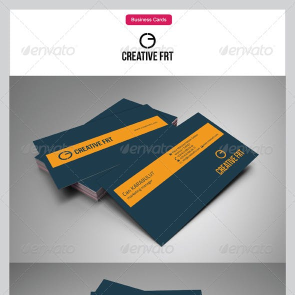 Corporate Business Cards 46