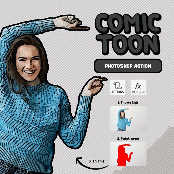 Comic Toon