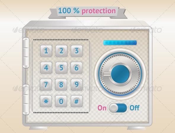 safe - Vectors