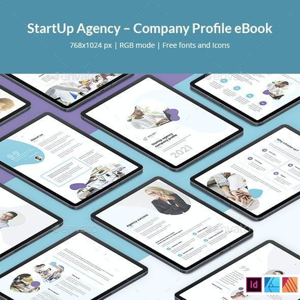StartUp Agency – Company Profile eBook
