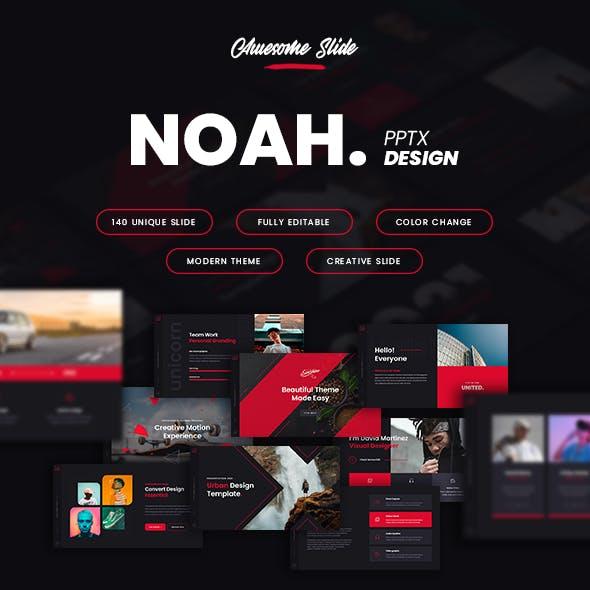 Noah Powerpoint Template
