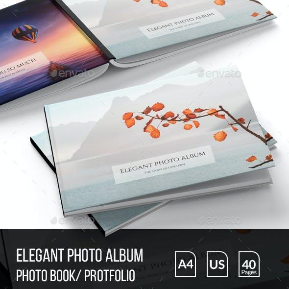 Photo Book / Album or Portfolio
