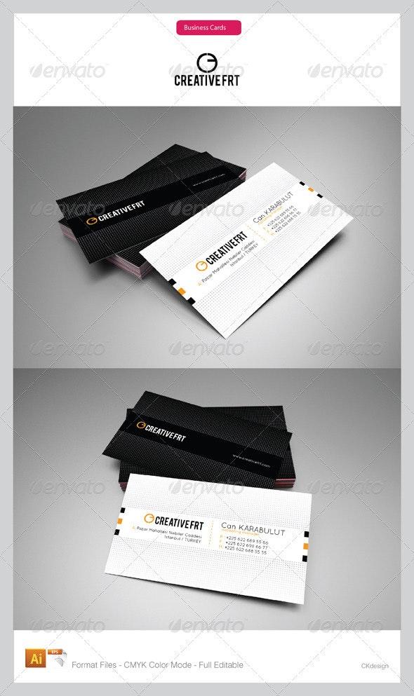 Corporate Business Cards 48 - Corporate Business Cards