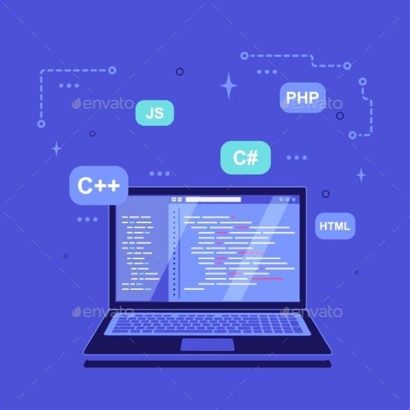 Coding Programming Application Development