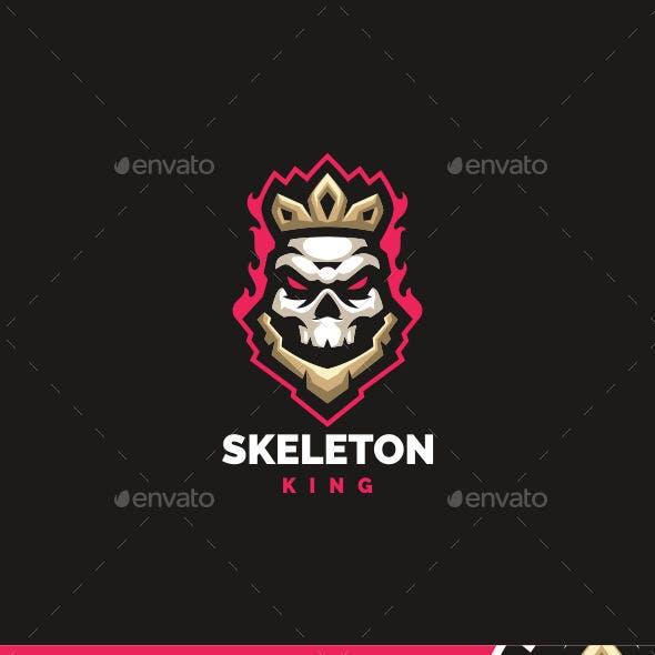 Skeleton King Logo