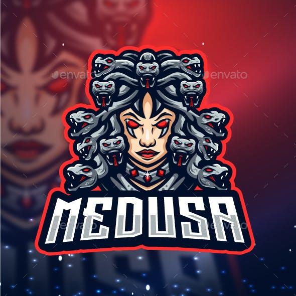 Medusa Esport Logo