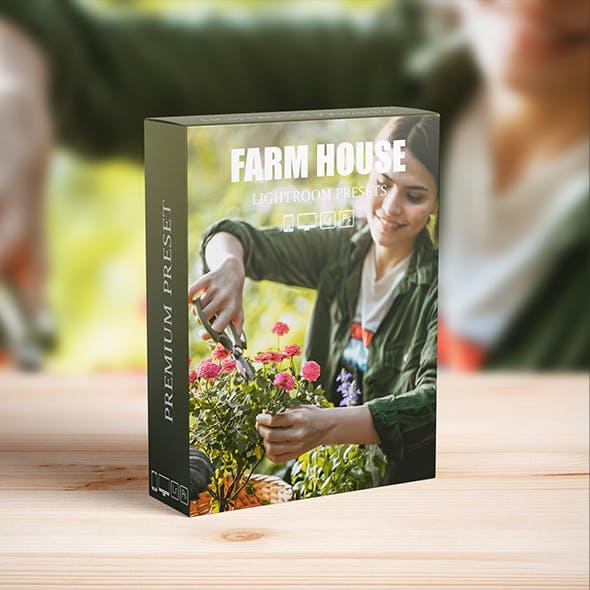 Farm House Lightroom Presets for Mobile and Desktop