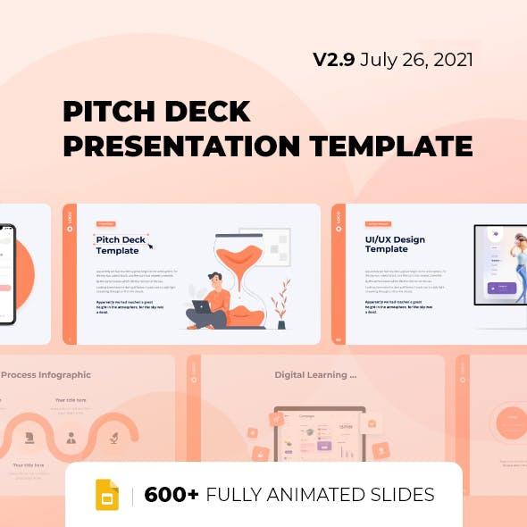 Pitch Deck & Presentation - Google Slides