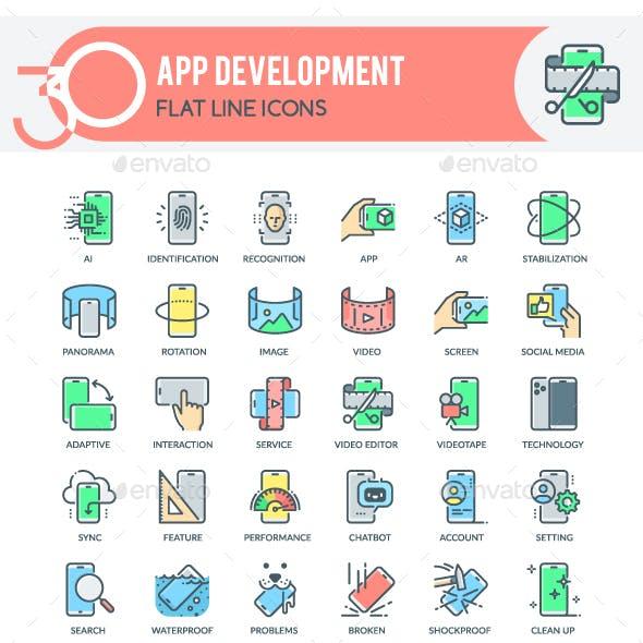 App Development Icons