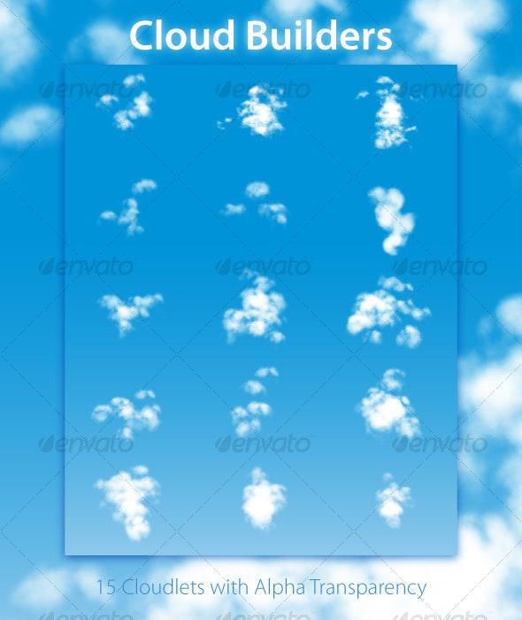 Cloud Builders - Nature Backgrounds
