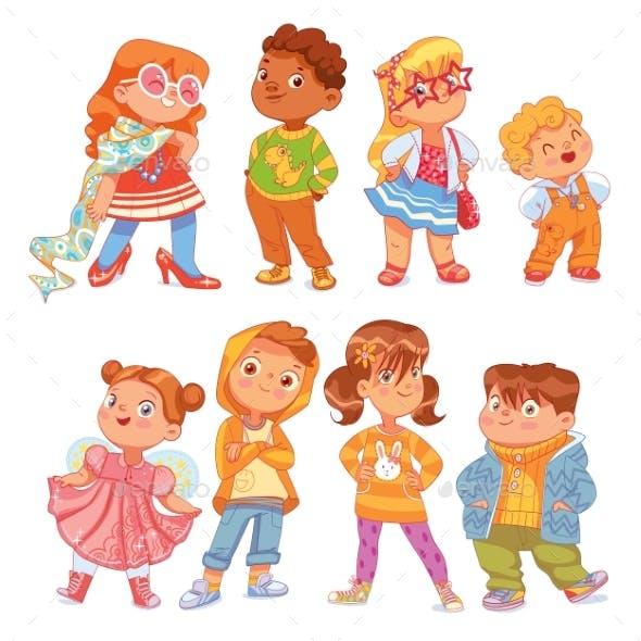 Fashion Children