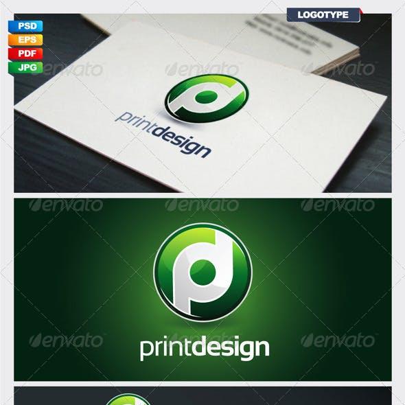 Print Design Logotype