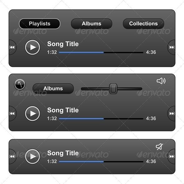 Audio Player - Media Technology