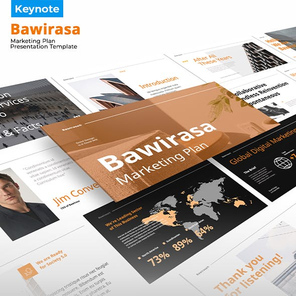 Bawirasa - Marketing Plan Presentation KEY Template