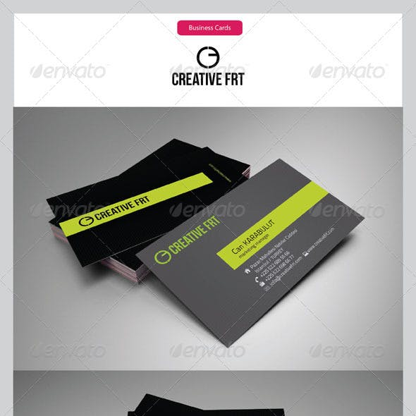 Corporate Business Cards 50