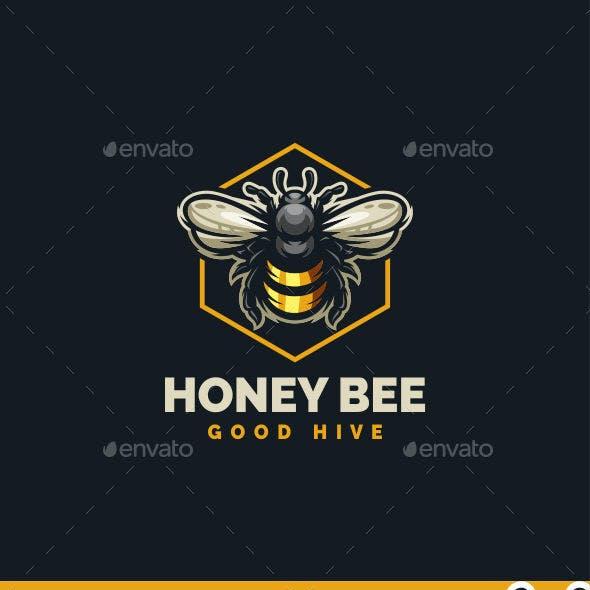 Honey Bee Logo