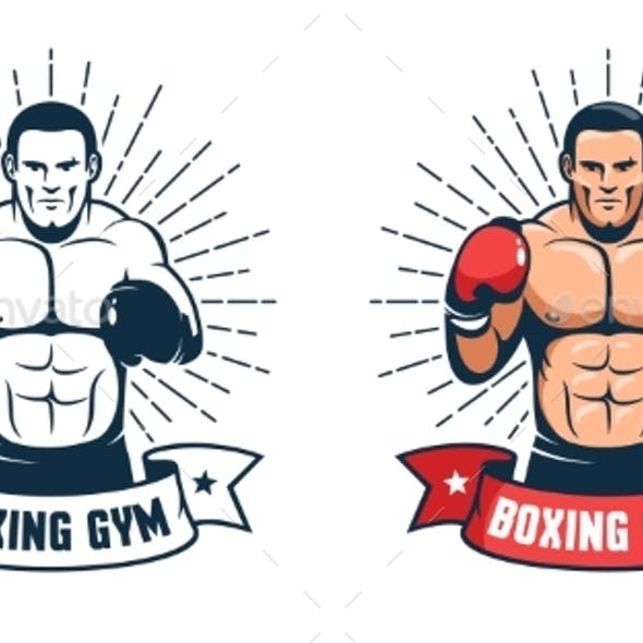 Boxing Gym Vintage