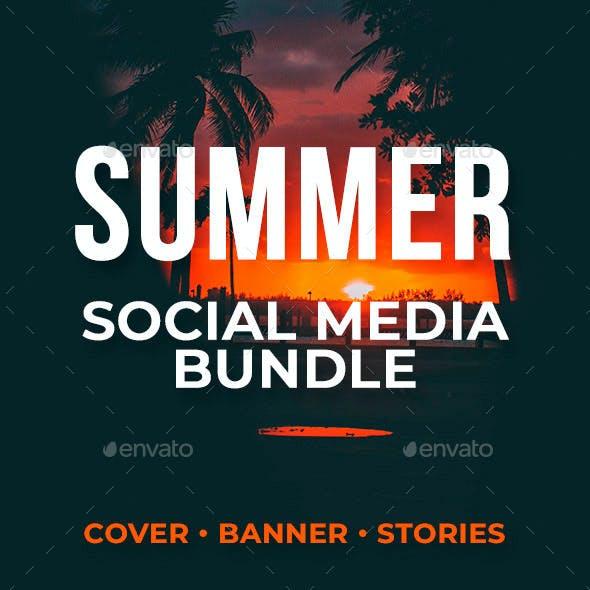 Summer Social Media Bundle