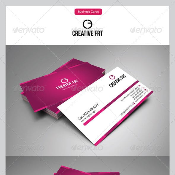 Corporate Business Cards 42