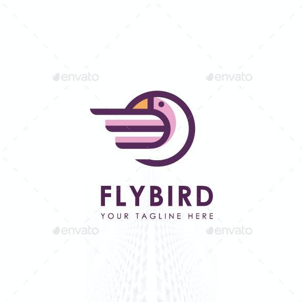 Fly Bird Logo