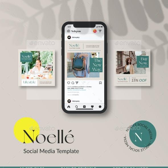 Noelle Social Media Template