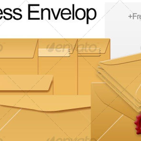 Bussiness Envelope
