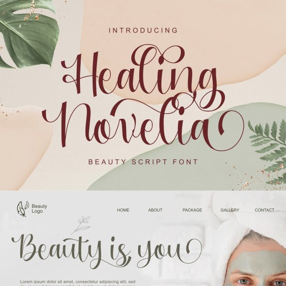Healing Novelia