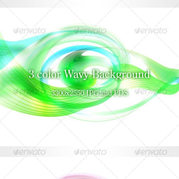 Wavy Background