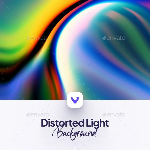 Distorted Light Background