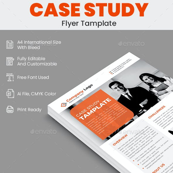 Case Study Tamplate