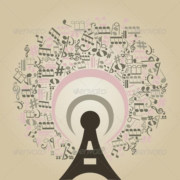 Musical radio - Communications Technology