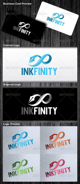 Inkfinity Logo - Symbols Logo Templates