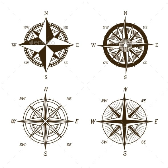 Icons Compass
