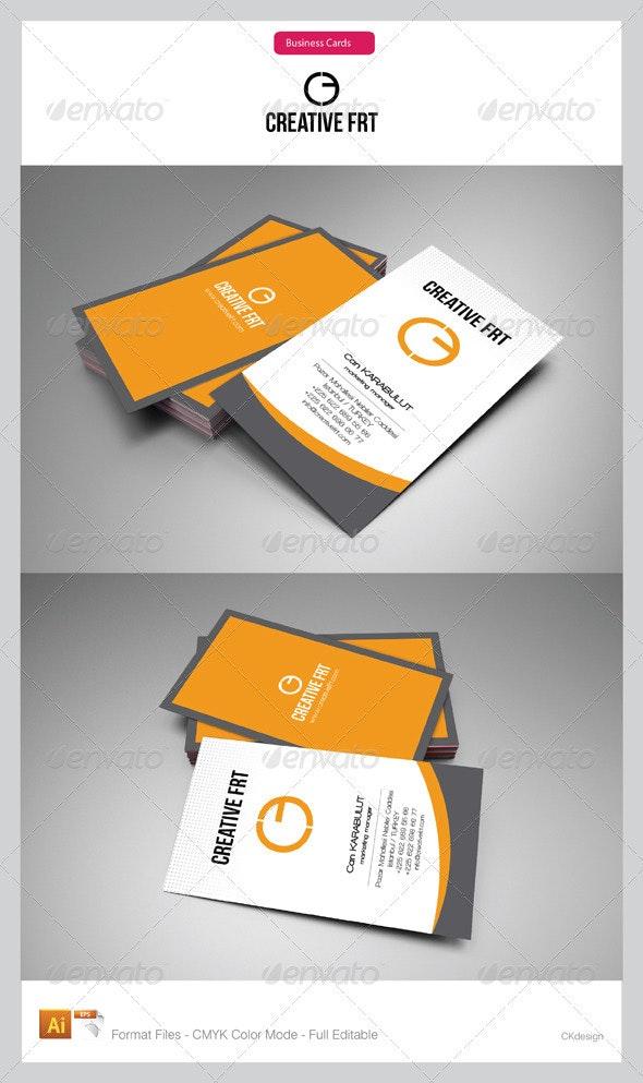 corporate business cards 61 - Corporate Business Cards