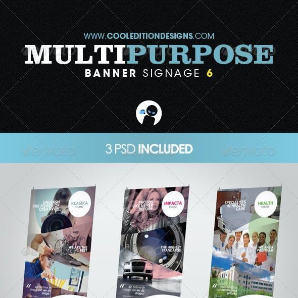 Multipurpose Banner Signage 6