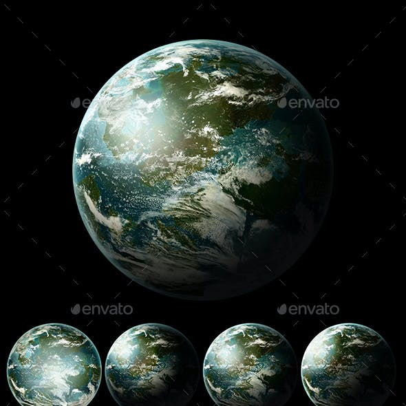 Planet Stock 15B