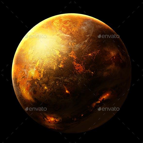 Planet Stock 15C