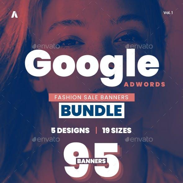 Fashion Sale Banners Bundle