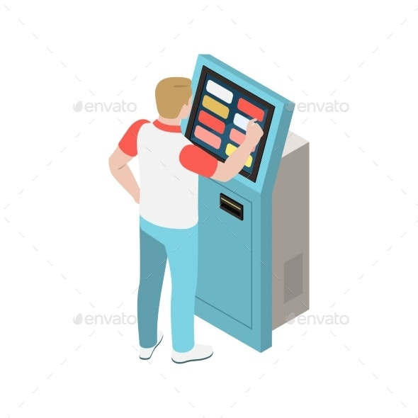 Touch Screen Terminal - Technology Conceptual