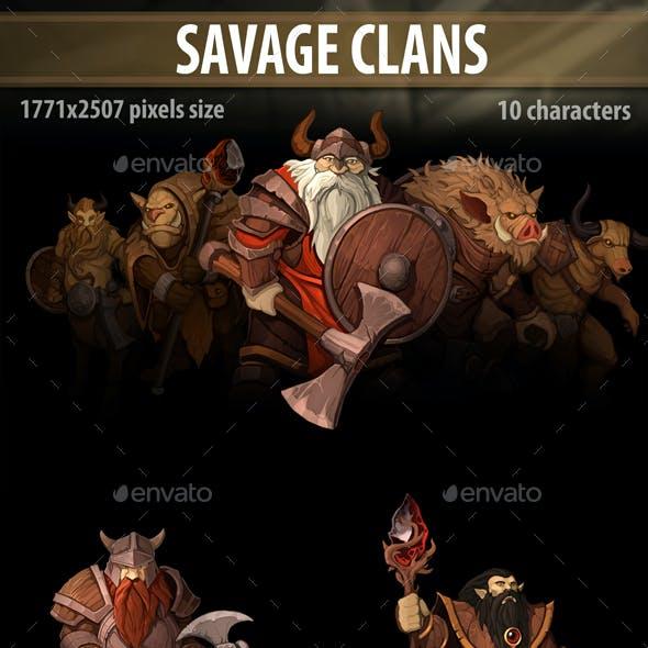 Savage Clans