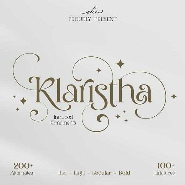 Klaristha