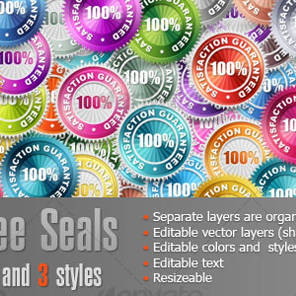 Guarantee Seals