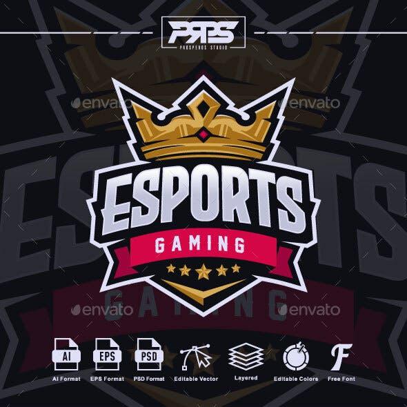 Crown Esport Logo