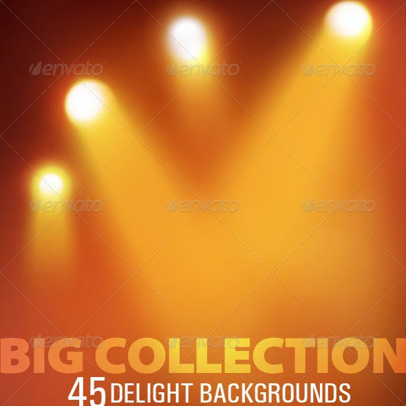 45 Delight Backgrounds -Vol 2