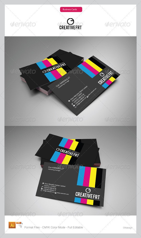 corporate business cards 67 - Creative Business Cards