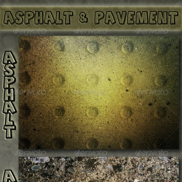 Asphalt and Pavement
