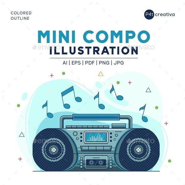 Mini Compo Illustration