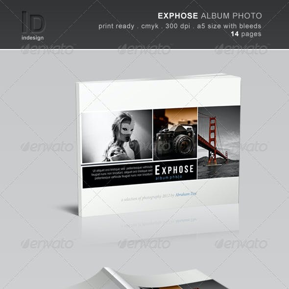 Exphose Album Photo